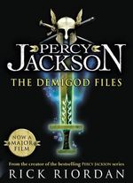Percy Jackson : The Demigod Files :  The Demigod Files - Rick Riordan