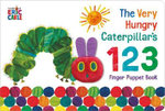 The Very Hungry Caterpillar Finger Puppet Book : The Very Hungry Caterpillar Series : Book 17 - Eric Carle