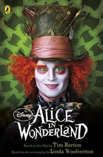 Alice in Wonderland (Book of the Film) - Burton Tim