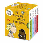 My Especially Special Little Library : Charlie and Lola - Lauren Child