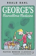 George's Marvellous Medicine. Roald Dahl - Roald Dahl