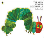 The Very Hungry Caterpillar : A Big Board Book - Eric Carle