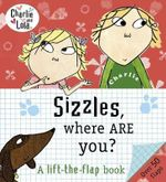 Sizzles, Where are You? - Lauren Child