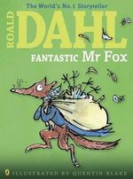 Fantastic Mr Fox (Colour Edn) - Roald Dahl