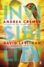 Invisibility - David Levithan