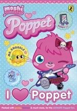 Moshi Monsters : I Heart Poppet - Puffin Books