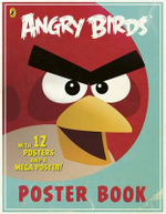 Angry Birds Poster Book - Sunbird
