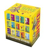 Roald Dahl Collection : 15 Fantastic Stories in Slipcase - Roald Dahl