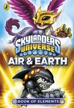 Skylanders Universe : Air and Earth : Book of Elements  - Sunbird