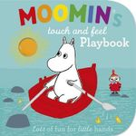 Moomin's Touch and Feel Playbook - Tove Jansson