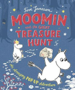 Moomin and the Great Treasure Hunt - Tove Jansson