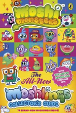 Moshi Monsters : The All-New Moshlings Collector's Guide - Sunbird