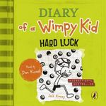 Diary of a Wimpy Kid : Hard Luck (Book 8) - Jeff Kinney
