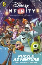 Disney Infinity Puzzle Adventure  : Quiz and Puzzle Book - Sunbird