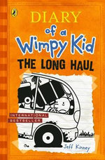 The Long Haul : Diary of a Wimpy Kid Series : Book 9 - Jeff Kinney