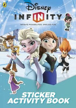 Disney Infinity : Sticker Activity Book : Toy Box Mix and Mash: Sticker Activity Book - Sunbird