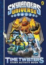 Skylanders : Time Twisters Story Activity Book - Sunbird