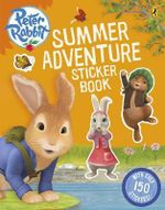 Peter Rabbit Animation : Summer Adventure Sticker Book - Beatrix Potter