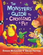 The Monsters' Guide to Choosing a Pet - Brian Patten