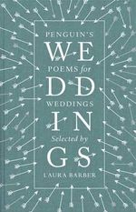 Penguin's Poems for Weddings - Barber Laura (ed)