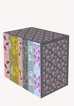 Jane Austen - The Complete Works : 7 x Hardcover Books in 1 x Boxed Set - Jane Austen