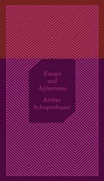 Essays and Aphorisms : Design by Coralie Bickford-Smith - Arthur Schopenhauer