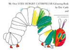 My Own Very Hungry Caterpillar Colouring Book - Eric Carle