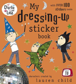 My Dressing-up Sticker Book : My Dressing-Up Sticker Book - Child Lauren