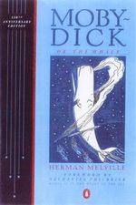 Moby-Dick : Penguin Classics Deluxe Edition - Herman Melville 