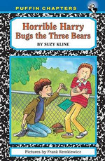 Horrible Harry Bugs the Three Bears : Horrible Harry (Paperback) - Suzy Kline