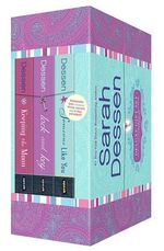 Sarah Dessen Deluxe Gift Set (3 Books + Keepsake Charm) : Life, Love, Friendship - Someone Like You, Lock and Key, Keeping the Moon - Sarah Dessen