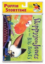 Skippyjon Jones and the Big Bones : Puffin Storytime - Judith Byron Schachner