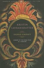 Kristin Lavransdatter : Penguin Classics Deluxe Edition - Sigrid Undset