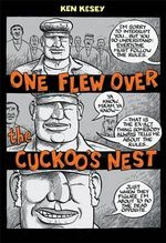One Flew Over the Cuckoo's Nest : Penguin Classics Deluxe Edition - Ken Kesey