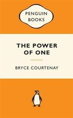 The Power Of One : Popular Penguins - Bryce Courtenay