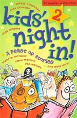 A Feast of Stories : Kids' Night In Series: Book 2 -  Jessica Adams