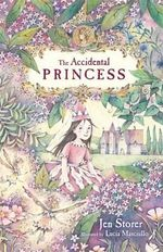 The Accidental Princess - Jen Storer