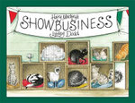 Hairy Maclary's Showbusiness Board Book - Lynley Dodd