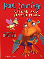 Rascal and Little Flora : Rascal - Paul Jennings