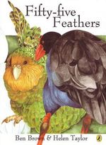 Fifty-five Feathers - Brown Ben & Taylor Helen