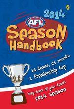 AFL : 2014 Season Handbook - AFL