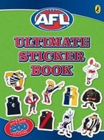 AFL Ultimate Sticker Book - AFL