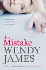 The Mistake - Wendy James