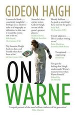 On Warne - Gideon Haigh