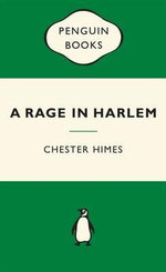 A Rage in Harlem : Green Popular Penguins - Chester Himes