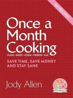 Once a Month Cooking - Jody Allen