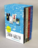 John Green Box Set : Includes Looking For Alaska, An Abundance of Katherines, Paper Towns, The Fault in our Stars - John Green