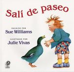 Sali de Paseo / I Went Walking - Sue Williams