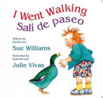 Sali de Paseo : Lap-Sized Board Book / I Went Walking :  Lap-Sized Board Book / I Went Walking - Sue Williams
