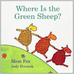 Where Is the Green Sheep? - Judy Horacek